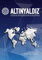 ALTINYALDIZ - INTERNATIONAL SPACE FRAME CONSTRUCTIONS INDUSTRY AND COMMERCE JOINT STOCK CO.