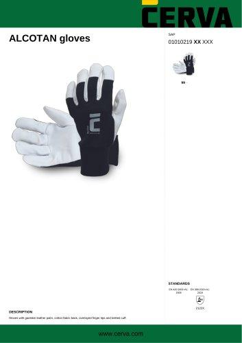 ALCOTAN gloves