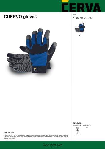 CUERVO gloves