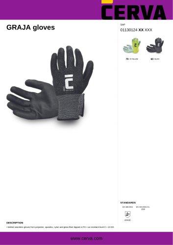 GRAJA gloves