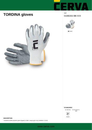 TORDINA gloves