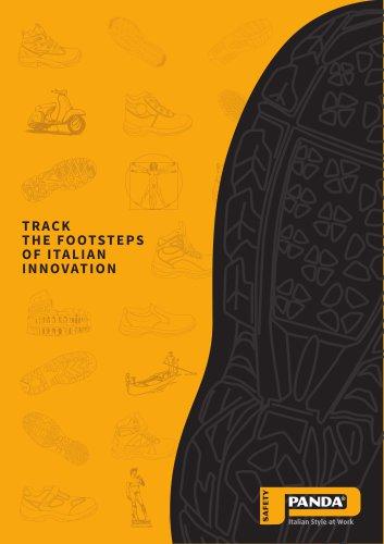 Track The Footsteps of italian innovation