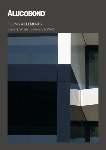 ALUCOBOND® Forms & Elements Black & White