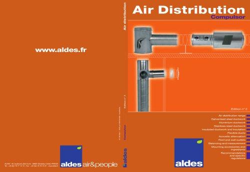 Air Distribution compulsor