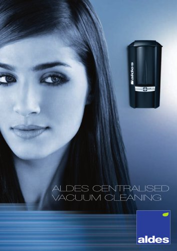 ALDES CENTRALISED VACUUM CLEANING