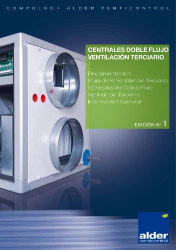 Compulsor Centrales de Doble Flujo y Terciario