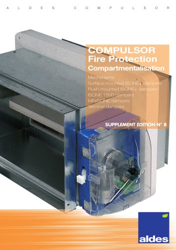 COMPULSOR Fire Protection Compartmentalisation