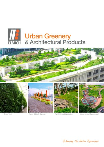 Urban Greenery & Architectural Products