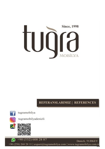 Projects completed by Tugra