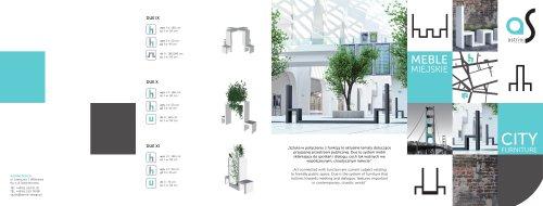 Urban furniture Due