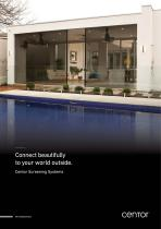 Centor Screens for Homeowners brochure LR