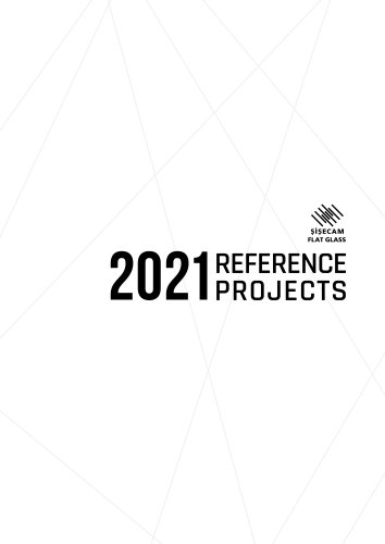 Reference Projects 2021