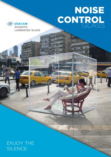 Şişecam Acoustic Laminated Glass