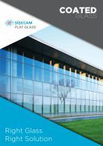 Şişecam Solar Control Low-E Glass Neutral Selective