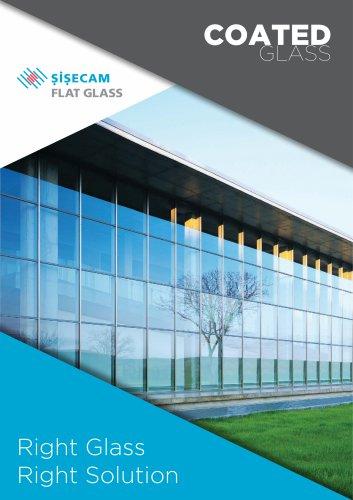 Şişecam Temperable Solar Control Low-E Glass
