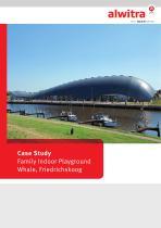Case Study Family Indoor Playground Whale, Friedrichskoog