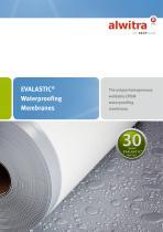 EVALASTIC® waterproofing membranes