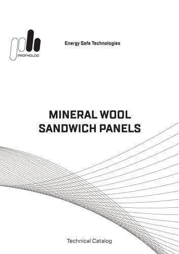 Mineral Wool Insulated Panels 2020