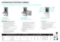 Hydration Stations Catalogue Bottle Fillers & Drinking Fountains - 5
