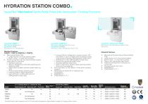 Hydration Stations Catalogue Bottle Fillers & Drinking Fountains - 6