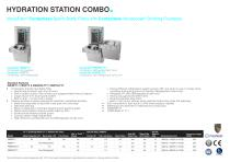 Hydration Stations Catalogue Bottle Fillers & Drinking Fountains - 7