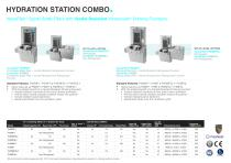 Hydration Stations Catalogue Bottle Fillers & Drinking Fountains - 8