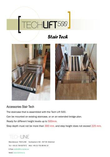 TECHLIFT500 StairTech