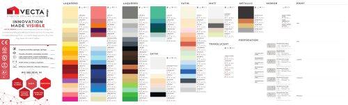 VECTA Colors Catalog