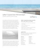 Saflex Crystal Clear
