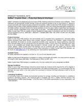 Saflex Crystal Clear Product Technical Data