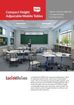 Loctek ET028-LI Modern Table