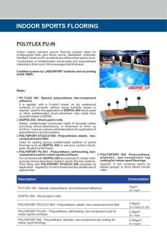 POLYFLEX PU-IN