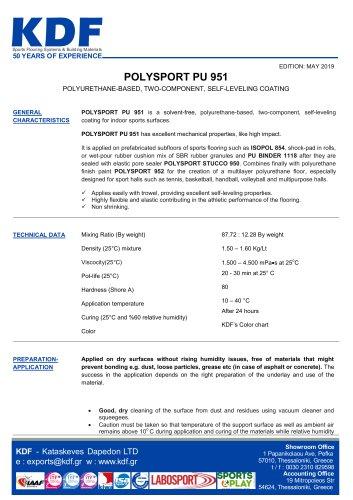 POLYSPORT PU 951