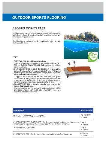 SPORTFLOOR-EX FAST