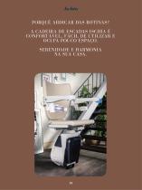 Cadeiras de Escada - 13