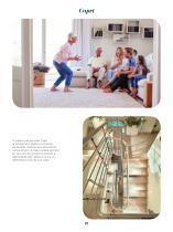 Cadeiras de Escada - 19