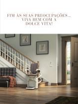 Cadeiras de Escada - 3