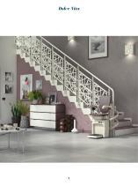 Cadeiras de Escada - 5