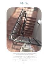 Cadeiras de Escada - 7