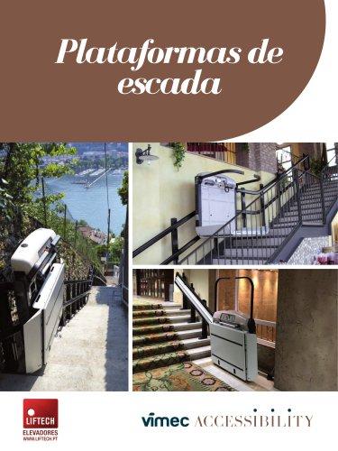 Plataformas de Escada