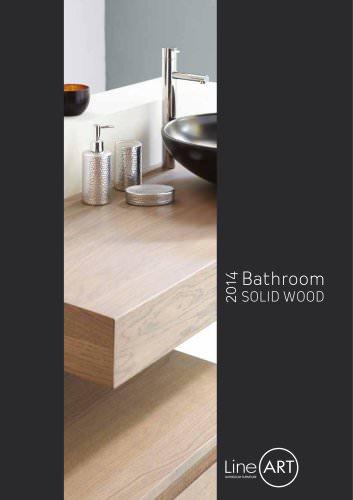 Bathroom Solid Wood 2014