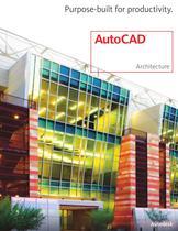 AutoCAD Architecture 2013 brochure