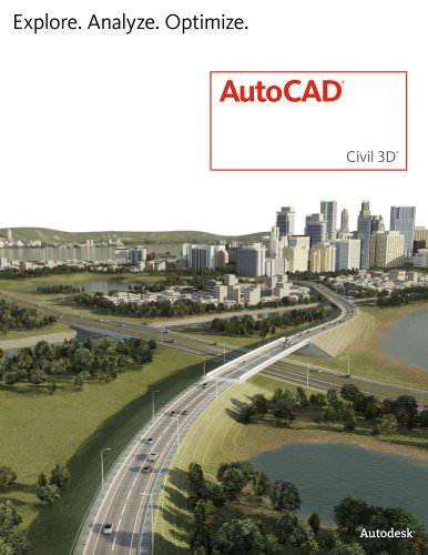AutoCAD® CIVIL 3D