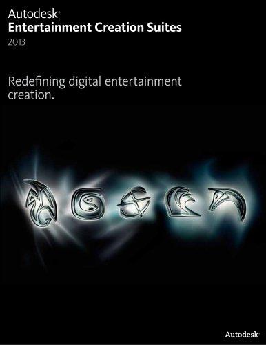 Entertainment Creation Suites