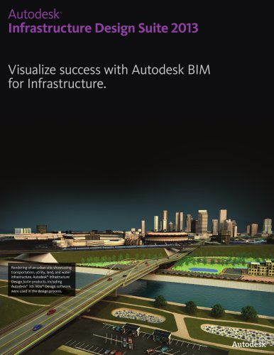 Infrastructure Design Suite 2013