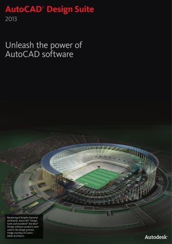 Unleash the power of AutoCAD software