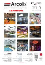 Arcolis by Barrisol