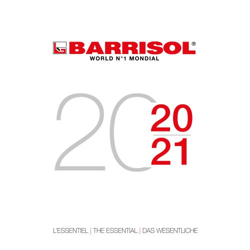 BARRISOL THE ESSENTIAL