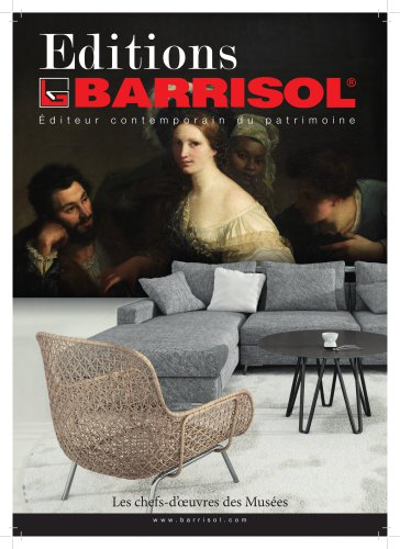 Editions BARRISOL Masterpieces of the Museums