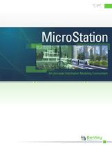 MicroStation Brochure
